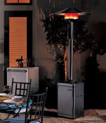 Lynx Natural Gas Patio Heater by Dcs Phfsdwssn 94 Inch Tall Phoenix Iii Freestanding Outdoor Patio