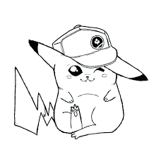 Pikachu Coloring Pages Printable Free Many Interesting 5