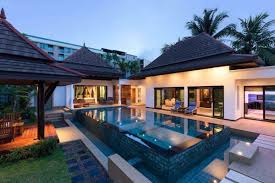 100 Houses In Phuket 3 Bedroom Pool Villa For Sale Near Bang Tao Beach