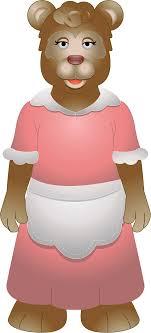 Mama Bear Clipart