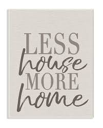 100 Wall Less House Amazoncom Stupell Industries More Home