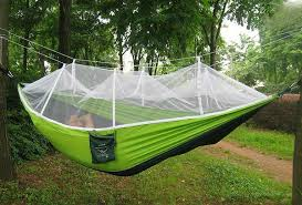 TreeHouse Hammock with Mosquito Net – Adventure Rogue