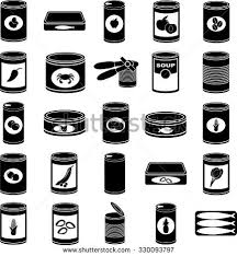 Canned Food Stock Royalty Free & Vectors
