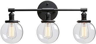wandleuchte led wandle industriestil retro spiegel licht