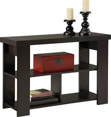Living Room Tables Walmart by Ameriwood Home Larkin Console Table Espresso Walmart Com