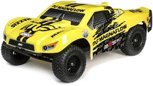 100 Losi Trucks 22S Magnaflow SCT RTR 110 2WD Short Course Truck