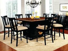 Oval Dining Table For 8 Square Room With Chairs Furniture 5 Piece