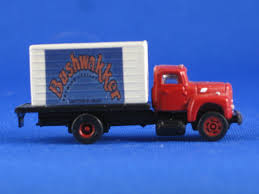 99 N Scale Trucks BEER TRUCKS