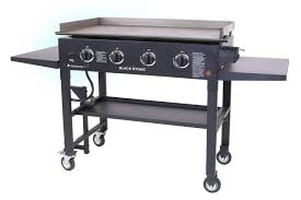 Deluxe Patio Bistro Gas Grill by Blackstone Gas Griddle 36