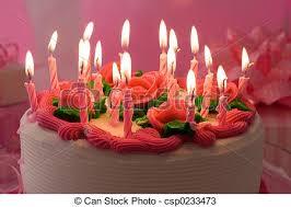 Bithday Cake Stock