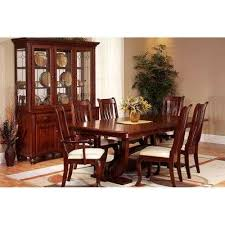 Fresh Amish Dining Table Of Hanover Set Furniture Made In Usa Builder10 Available
