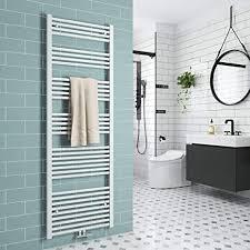 meykoers badheizkörper 1800x600mm handtuchtrockner heizkörper 1348 watt weiß mittelanschluss handtuchwärmer heizung radiator für bad