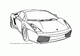 Unique Coloring Pages Of Cars Cool And Best Ideas