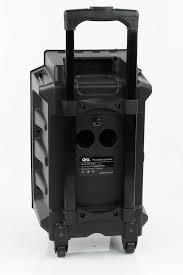 qfx 8 bluetooth portable battery powered party speaker walmart com