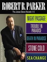 Cover Image Of Night Passage Trouble In Paradise Death Stone Cold