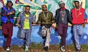 90s Hip Hop Fashion