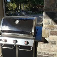 75 outdoor gestaltung mit outdoor küche und granitsplitt