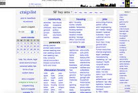 The Webolution Of Craigslist – Communication & New Media – Medium Craigslist Cars Trucks For Sale By Owner Hudson Valley Ny All Off Road Classifieds Ford Ranger Prunner Low Miles Los Angeles One Word Quickstart Used Inland Empire The Amazing Chp Reunites Riverside Man With Dirt Bike Stolen Nearly 2 Cades And Dbot San Antonio 2019 20 Top Car Models Fontana Ca Dtown Motors Motorcycles Wallpapers Area Denver Co Best Fresno Ca Many Hd Wallpaper