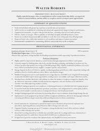 Best Resume Summary Examples For Warehouse Worker
