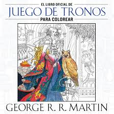 Game Of Thrones Adult Colouring Book Artwork Song Ice And Fire John Howe