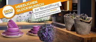 neueröffnung küchen völker deco factory hösbach
