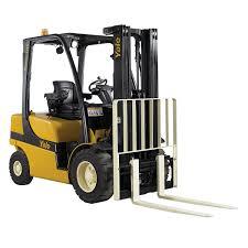 100 Yale Lift Trucks Diesel Forklift LPG Rideon For Warehouses GDPGLP20VX