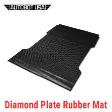 100 Rubber Mat For Truck Bed Amazoncom Autobotusa Black Finished 9703 For D F150F250