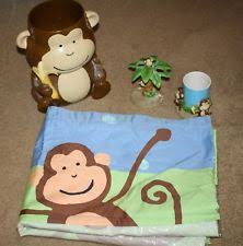 Monkey Bath Set At Target by Circo Shower Curtains Ebay