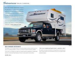 2010 ALP Adventurer Truck Campers Brochure | RV Literature One Guys Slidein Truck Camper Project Campers Bed Adventurer Eagle Cap Palomino Rv Manufacturer Of Quality Rvs Since 1968 With Slide Outs Luxury Model 1200 Pop Up Manufacturerspop Canada Cirrus 800 Wpaul The Air Force Guy Youtube Kamper City What Rv Akron Canton Cleveland 2014 Lance Manufacturing 850 Blade Center Mostly Complete List Off Road Trailer Manufacturers Toyota Truck Campers Business Soft Side In Best Resource