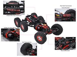 Brushless RC Car 6WD Electric RC Monster Truck Vehicle High Speed + ... Best Choice Products Toy 24ghz Remote Control Rock Crawler 4wd Rc Mon Ecx 110 Ruckus Monster Truck Brushed Readytorun Horizon 10 Trucks 2018 Youtube Gizmo Ibot Offroad Vehicle 24g Nor Cal Shdown Facebook Ford F250 Super Duty 114 Rtr Electric Adventures Muddy Smoke Show Chocolate Milk Off Road Racing Car Mf Western Kids Fort Brands Gas Powered 30cc Redcat Rampage Xt Tr Volcano S30 Scale Nitro