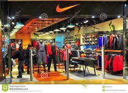 Nike Outlet by Nike Or Outlet Hong Kong Editorial Image Image 28106075