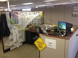 office cubicle halloween decorating ideas styles yvotube com