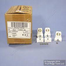 Leviton T5 Lamp Holder by Fluorescent Light Socket Ebay