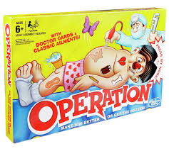 Buy Operation Board Game From