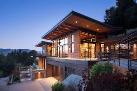 100 Japanese Modern House Design ODS Architecture Residential Monterey Terrace Cabin In 2019