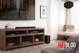 polk react soundbar mit virtuellem surround sound und