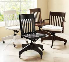 Pottery Barn Desks Used by 81 Off Pottery Barn Pottery Barn Swivel Desk Chair Chairs With