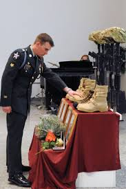 Fort Wayne Desk Sergeant by Baumholder Pays Respects To 4 Soldiers Killed In Afghanistan