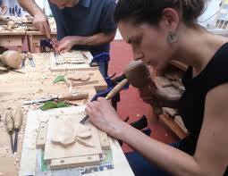 intro to woodcarving the goodlife centre