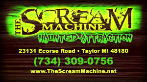 Casola Farms Halloween by Scream Machine Haunted House Commercial Youtube