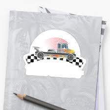 Semi Truck Drag Racing Dragster Racing Tee Shirt