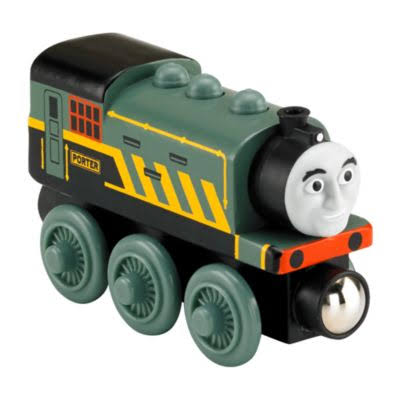 Thomas & Friends Wooden Railway Engine - Porter