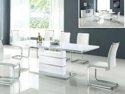 modern white dining table ufc200live co