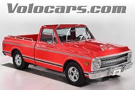 100 69 Chevrolet Truck 19 C10 Volo Auto Museum
