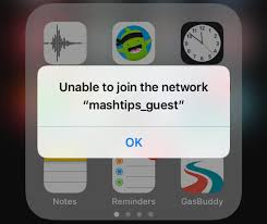How to WiFi Network with QR Code on iPhone