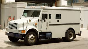 100 Garda Trucks Motorists Jump On Interstate After Armored Truck Door Opens Cash