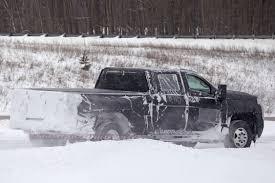 Spy Shots: 2020 Chevrolet Silverado 2500-3500HD Trucks First Look