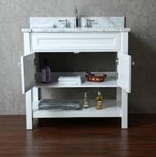 Single Sink Bathroom Vanity by Ariel By Seacliff Mayfield 36