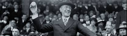 woodrow wilson cabinet members big lie 17 months without a president historynet