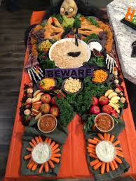 Ideas For Halloween Finger Foods by White Chicken Chili U0026 Dead Man U0027s Dinner For Halloween A